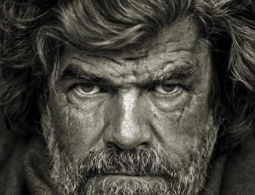 Aniversario de un hito, Reinhold Messner